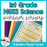 Science 1st Grade Reader's Theater Pack with Picture Clues