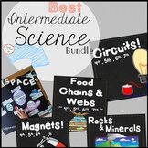 NGSS Science Bundle 4th 5th 6th Grade
