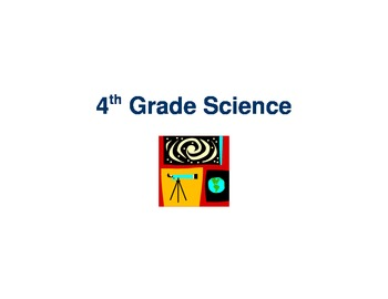 Science 4th Worksheets