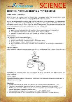 Science 5-IN-1 BUNDLE (Set 2 of 10) - Grades 1,2,3
