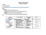 Science 8 Year Plan