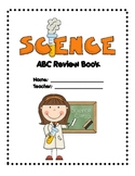 Science ABC Review Book Activity