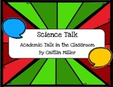 Science Academic Talk Bulletin Board and INB Page