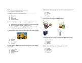 Science Academic Vocab TCAP Review