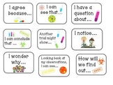 Science Accountable Talk Posters