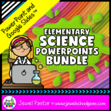 Science PowerPoints BUNDLE #BundleBonanza