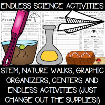 Science Centers and ENDLESS Activities Pack