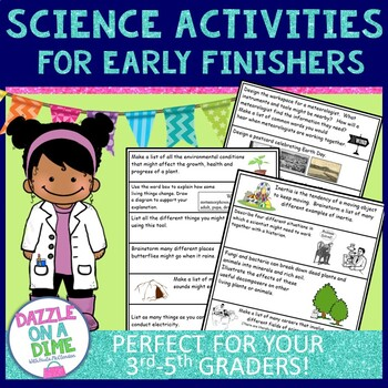Early Finishers - Science