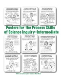 Science Activity Posters for Processes of Science Inquiry,