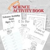 Primary Science Activity Book