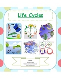 Science Activity Center-Focus on Life Cycles