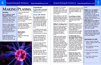 Science Activity and Video Guide