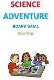 Science Adventure Board Game Zoo Trip