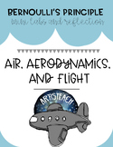 Science Air Aerodynamics & Flight - Bernoulli's Principle