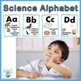 Science Alphabet Posters 2