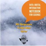 Science, Analyzing Data: Digital Interactive Notebook
