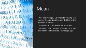 Science, Analyzing Data: Editable PowerPoint Lesson 6