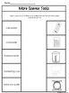 Science Anchor Charts Posters 1st 2nd 3rd Grade worksheets printables activities