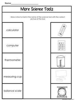Science Anchor Charts Posters 1st 2nd 3rd Grade worksheets ...