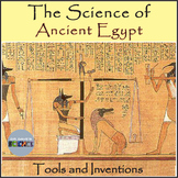 Science of Ancient Egypt: Tools
