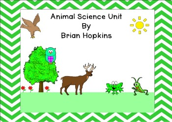 Science Animal Unit