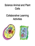 Science Animal and Plant Cells Collaborative Group Work