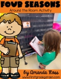 Science Around the Room Activity: Four Seasons {First Grade}