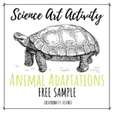 Science + Art Activity: Structure and Function {Animal Ada
