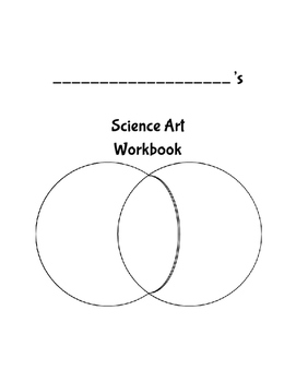 Science Art Student Workbook