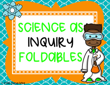 Science As Inquiry Foldables