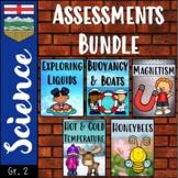 Alberta Science Assessment BUNDLE!