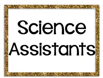 Science Assistants Job Board