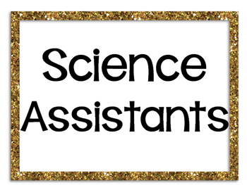 Science Assistants Job Board