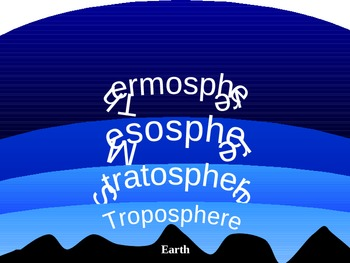 Science Atmosphere Power Point .ppt
