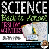Back To School Bundle - Middle School Science