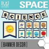 Science Classroom Decor Banner