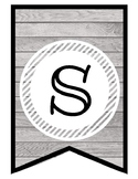 Science Banner - Wood