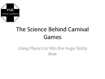 Science Behind Carnival Games
