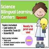 Science Bilingual Learning Centers / Centros Bilingües de Ciencias