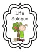Science Binder Accents