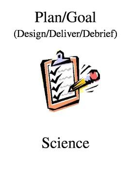 Science Binder Dividers for Grades 3-8