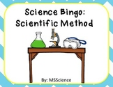Science Bingo: Scientific Method