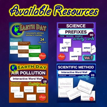 Science - Biomes Project - NO PREP