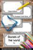 Biomes of the World Activities, Science Word Wall, 4th 5th Grade Biome Project