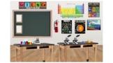 Science Bitmoji Classroom Template