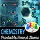 Science Board Games Bundle - 9 Themed Board Games with 140 Cards for Each Game