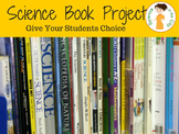Science Book Project