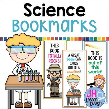 Science Bookmarks