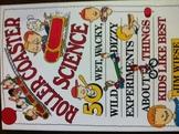 Science Book Bundle (3 Books) - Grades 1-4