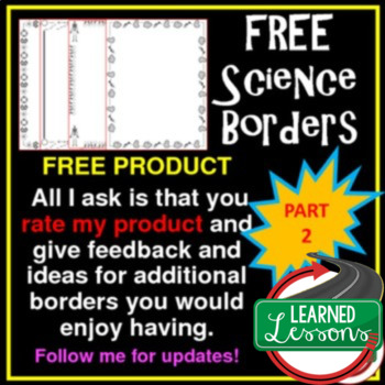 Science Borders PART 2 FREE